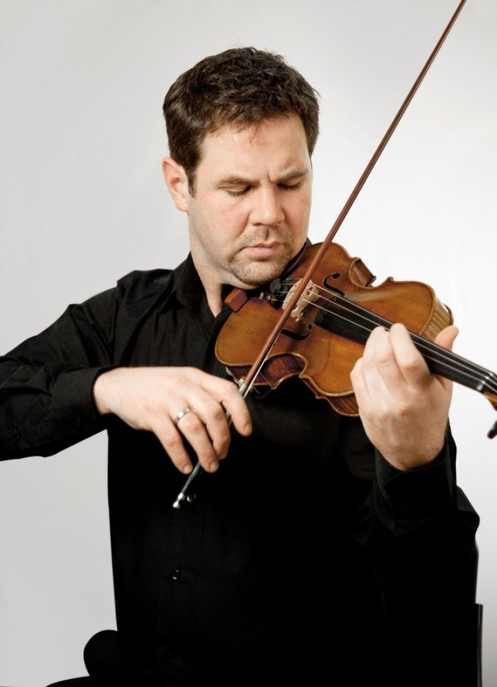 Andrew Haveron, Chamber Music Violin Player