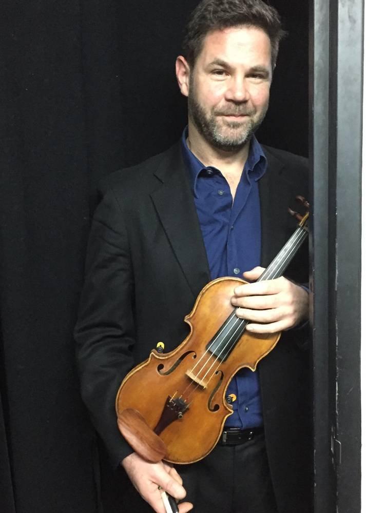 Andrew Haveron, Violin Player