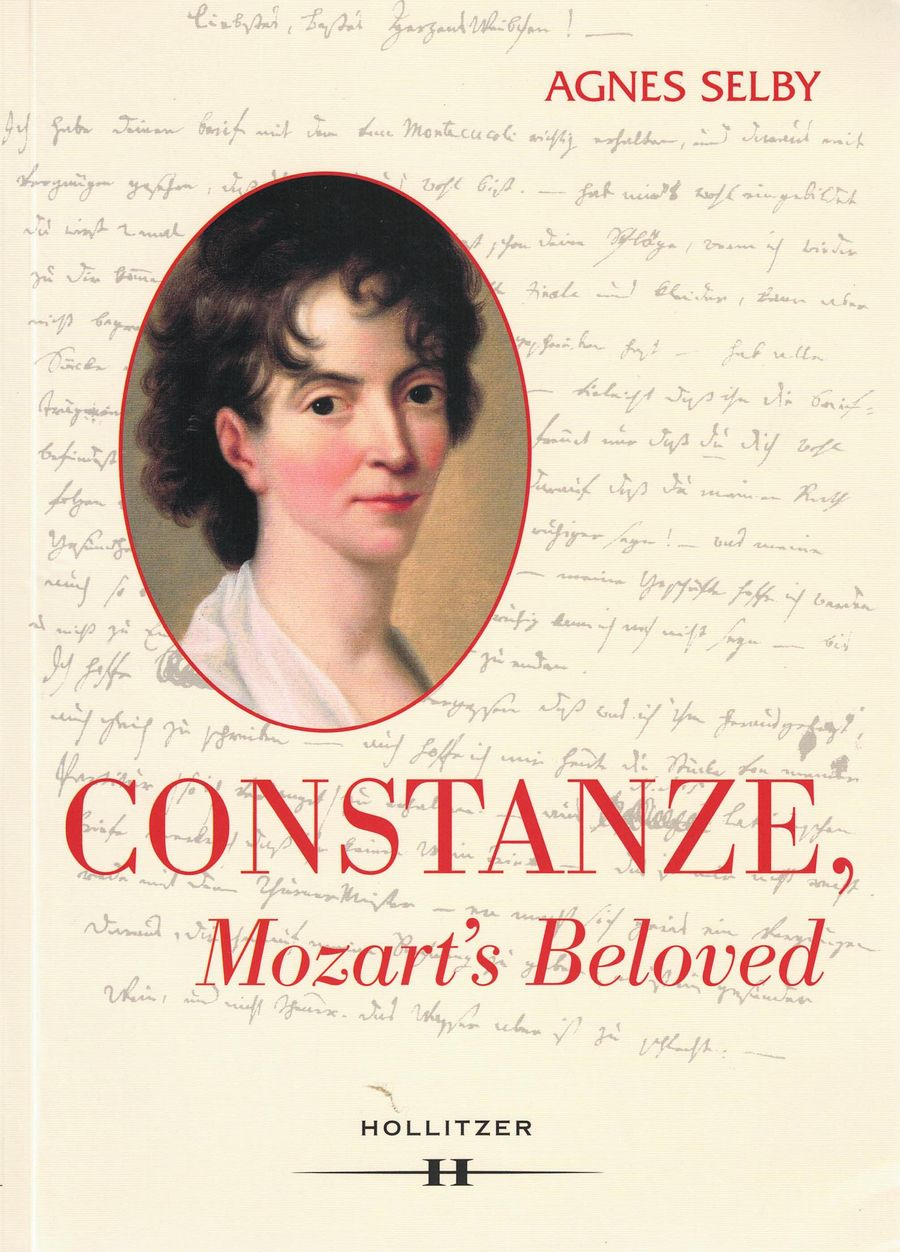 Purchase book by Agnes Selby - Constanze, Mozart's Beloved