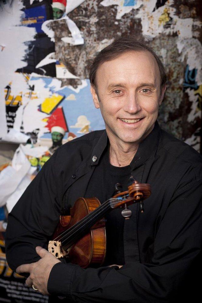 Dene Olding, Violinist