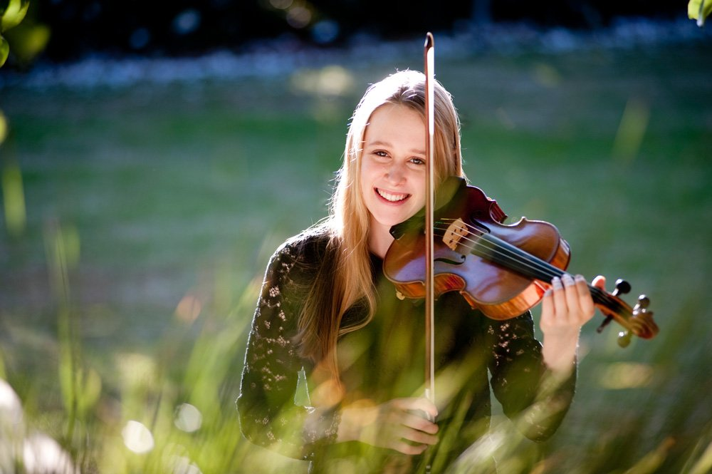 Grace Clifford, Classical Musician & Violinist