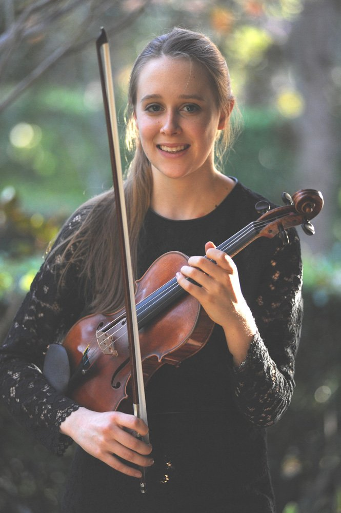 Grace Clifford, Talented Violinist