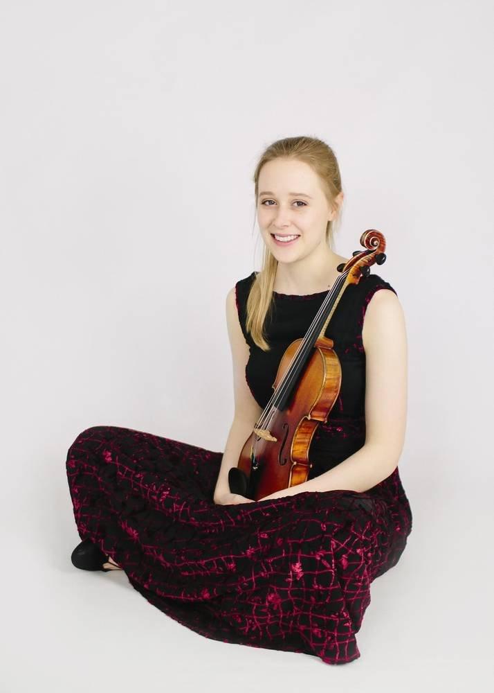 Grace Clifford, Violin Player