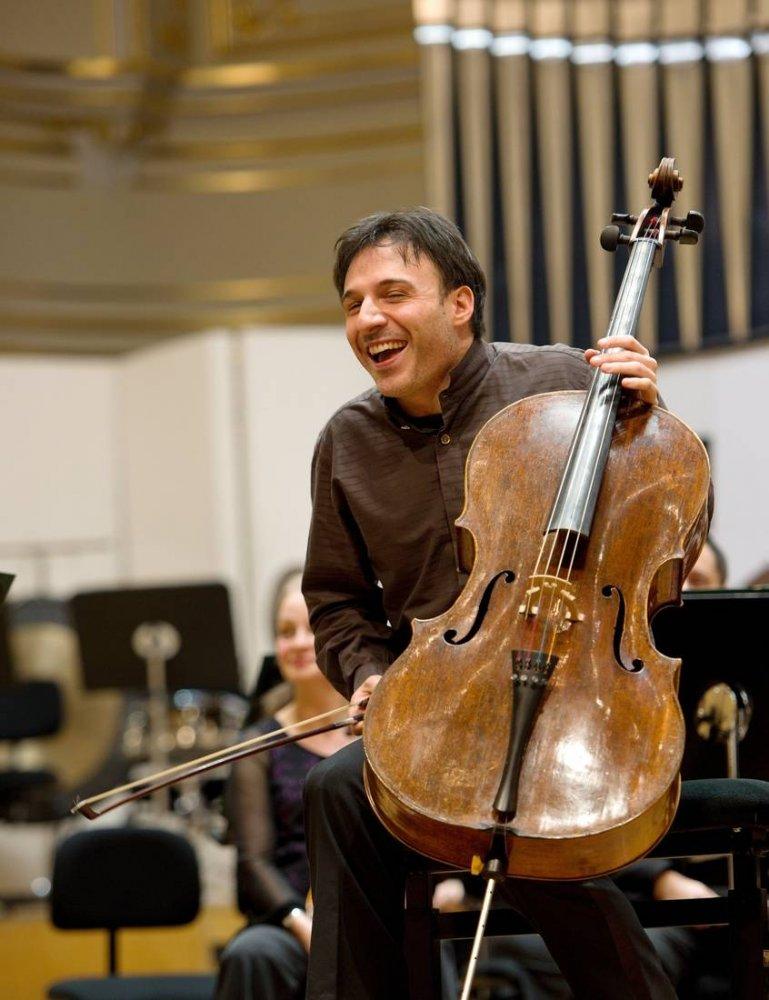Italian Born Umberto Clerici, Cellist