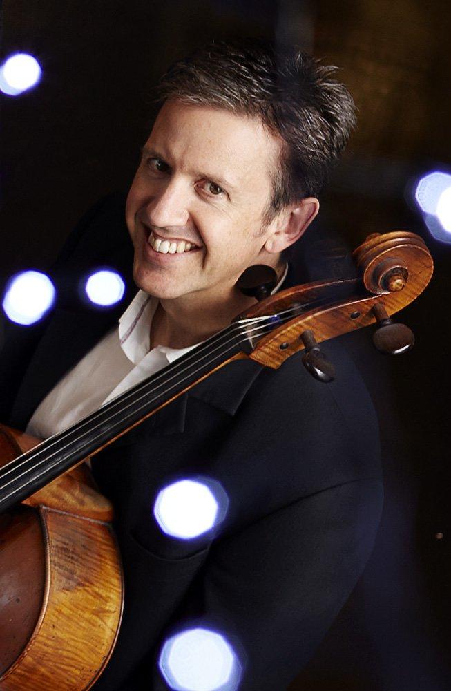 Julian Smiles Cellist