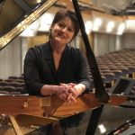 Classical Music Performance by Kathryn Selby on the Piano