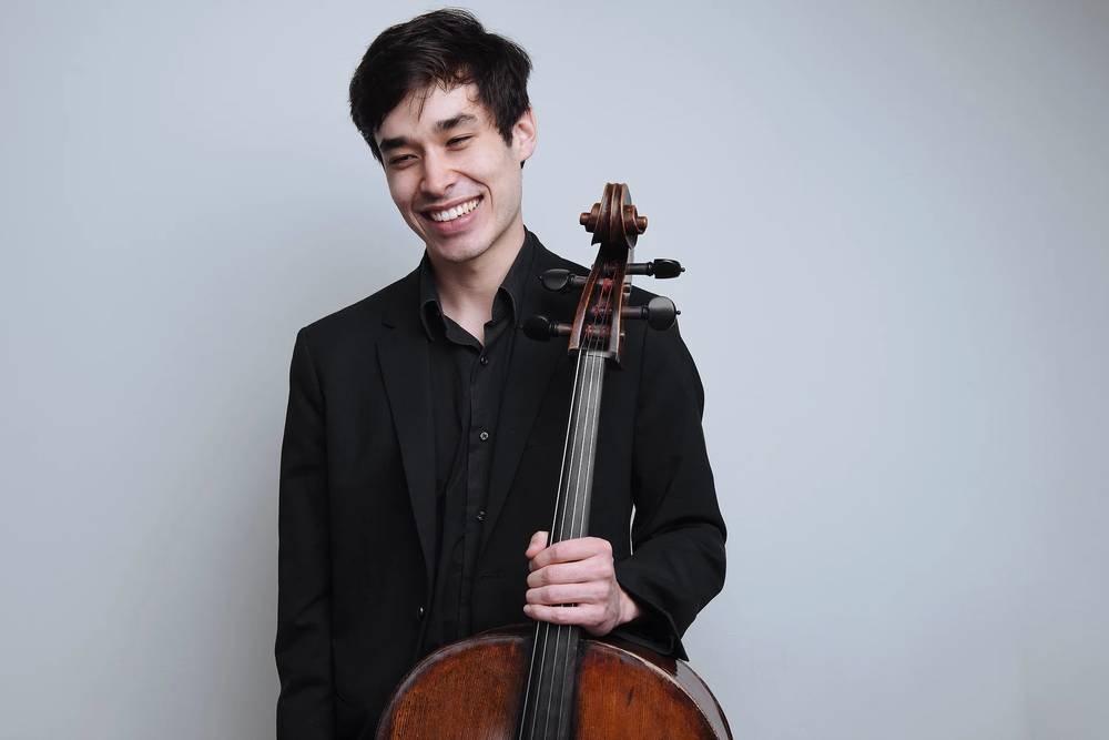 Richard Narroway, Cello Player