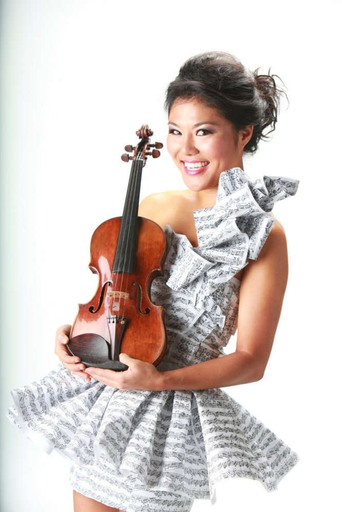 Susie Park Chamber Music Violinist