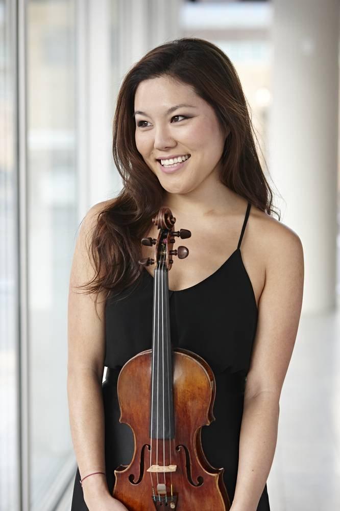 Susie Park, Classical Music Violinist