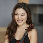 Susie Park classical music performer playing the violin