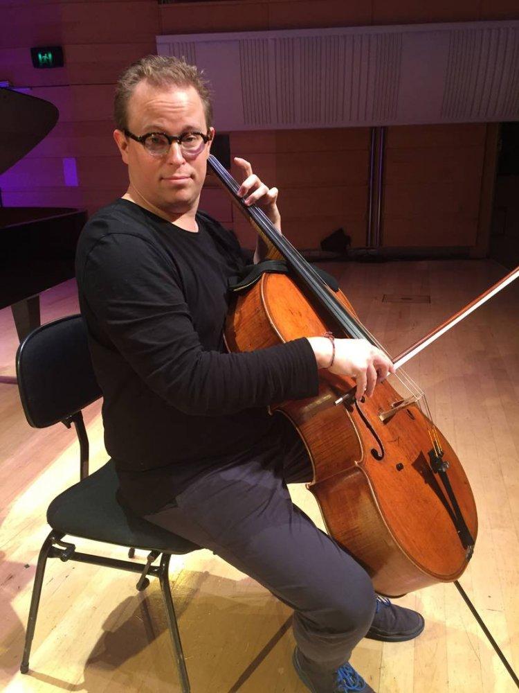 Timo-Veikko Valve, Cello Player & Performer