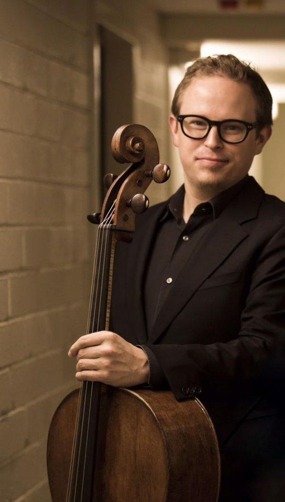 Timo-Veikko Valve Chamber Musician & Cellist