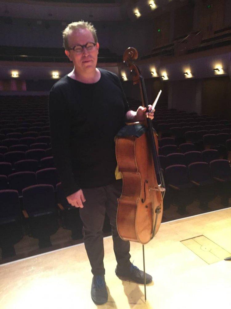 Timo-Veikko Valve, Classical Music Cellist