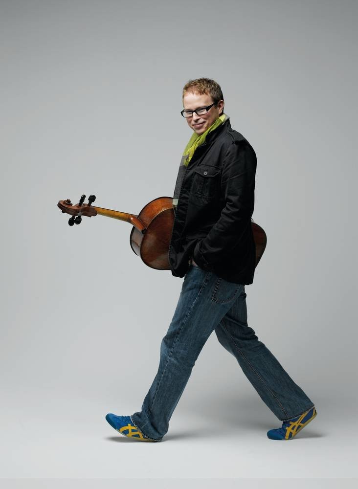 Timo-Veikko Valve Talented Cellist