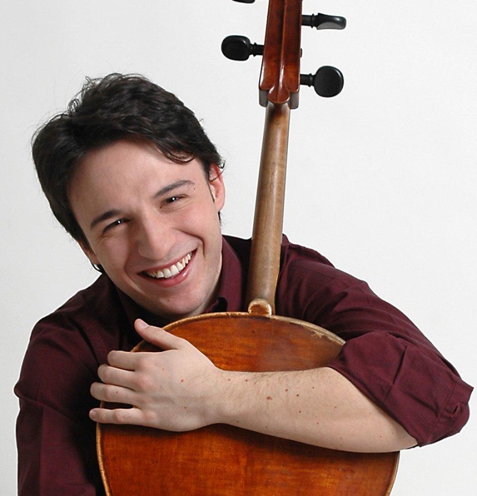 Umberto Clerici Artistic Cellist