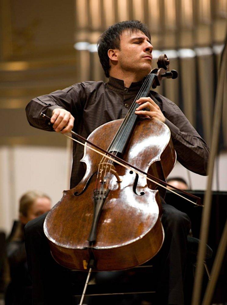 Umberto Clerici Chamber Musician & Cellist