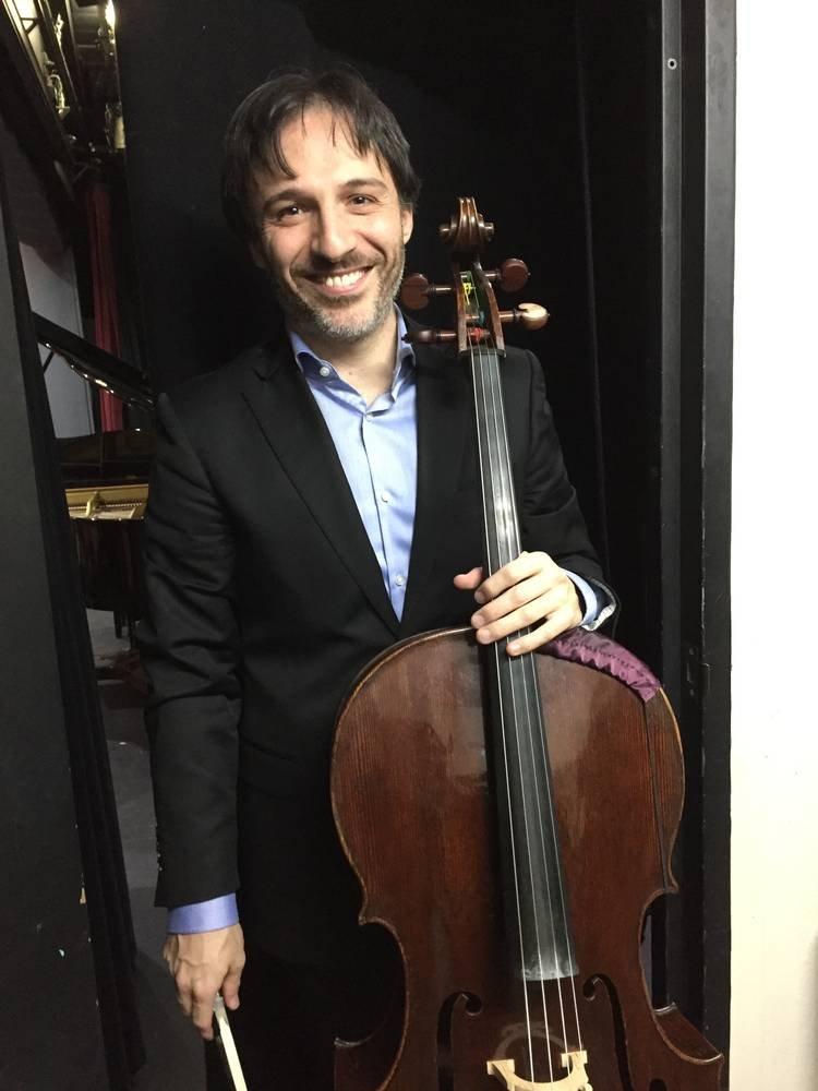 Umberto Clerici, Classical Music Cellist
