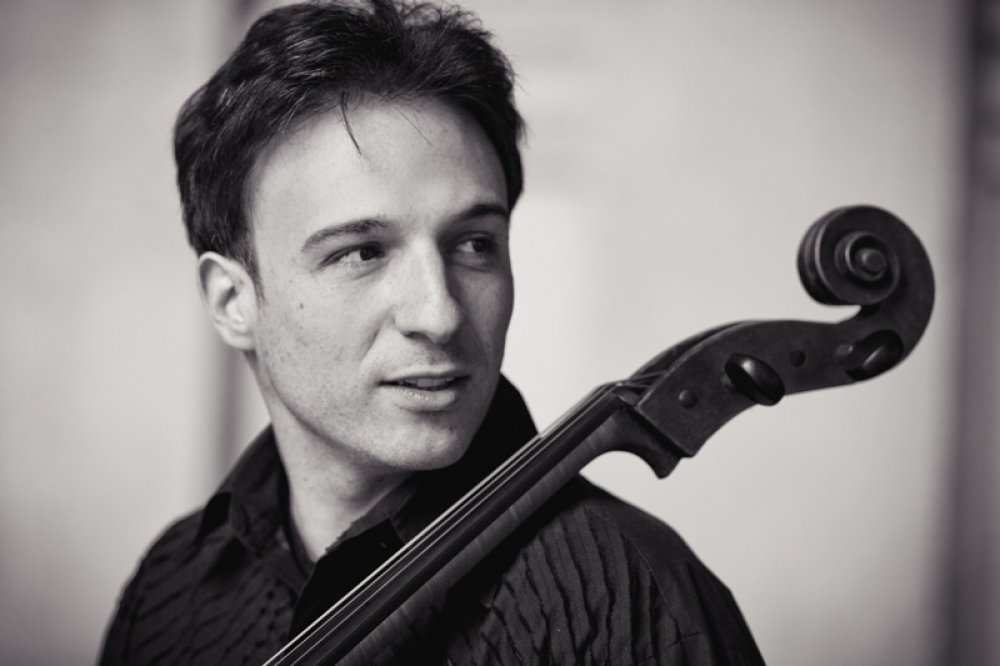 Umberto Clerici Professional Cello Player